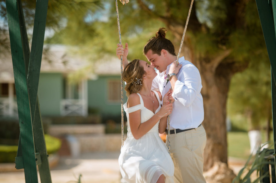 Annie & Brendan Wedding- Silver Sands, Jamaica